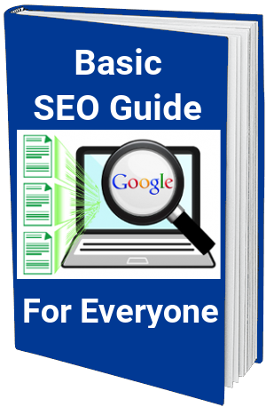 Basic SEO For Everyone Free Ebook