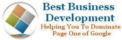 Best Business Development SEO Wakefield Logo