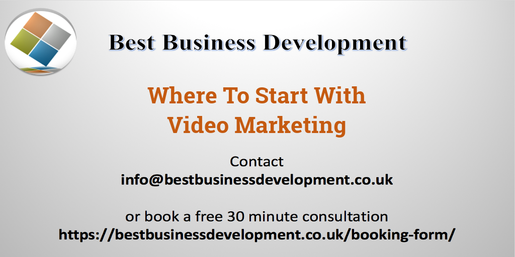 where to start with video marketing